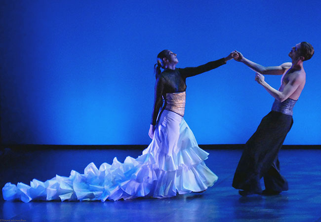 Romeo & Juliette by Dancers of Spanish National Ballet @ BFM, Jun 12