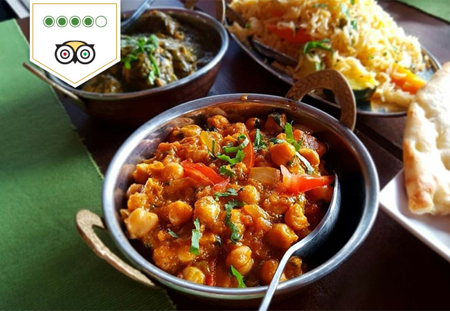 Indian at Punjabi: 10-Dish Discovery Menu for 2 People