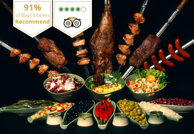 Recommended by 91% of BuyClubbers