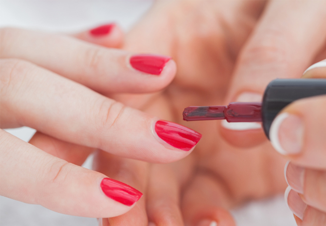 Mani + Pedi by Sonia Degletagne - Nail Technician with 15 Years Experience -  at Institute Reveal