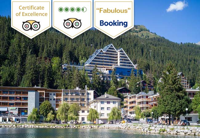 4.5 Stars on TripAdvisor
