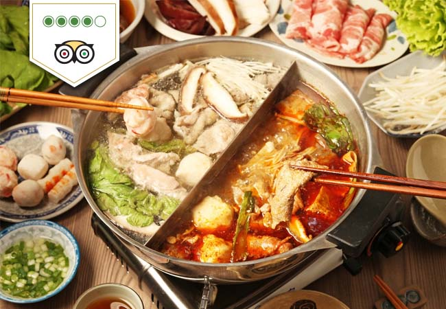 All-You-Can-Eat Chinese Fondue at Basilic: CHF 100 Credit
