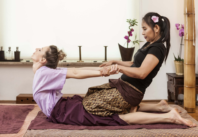 Thai Massage at Cha Ba Thai