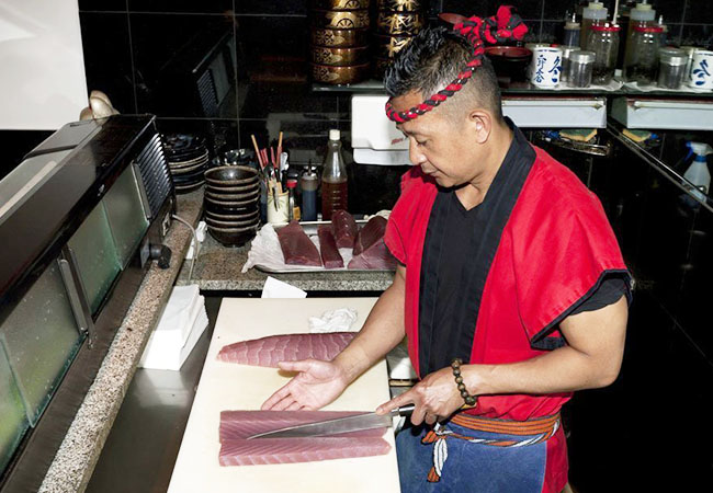 4.5 Stars on Google Japanese at Shogun (Eaux Vives): CHF 100 Credit Towards Food/Drinks  Classic Japanese cuisine incl sushi, grilled meats, tempura, noodles & more, by a Japanese chef with 20 years experience. Valid dinner Tue-Sat  Photo