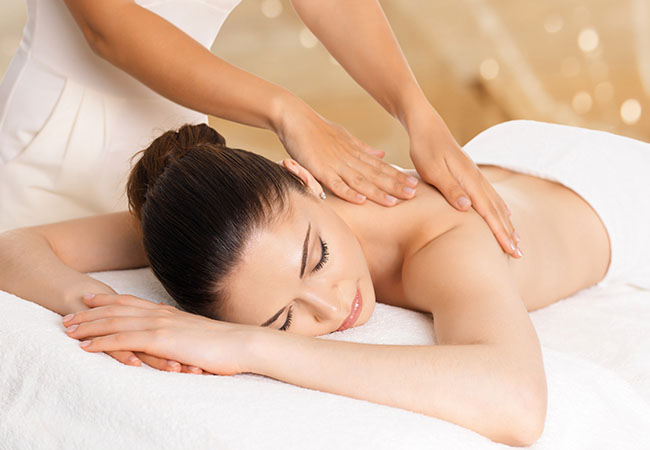 Massage or Facial at Oosmosis Luxury Spa