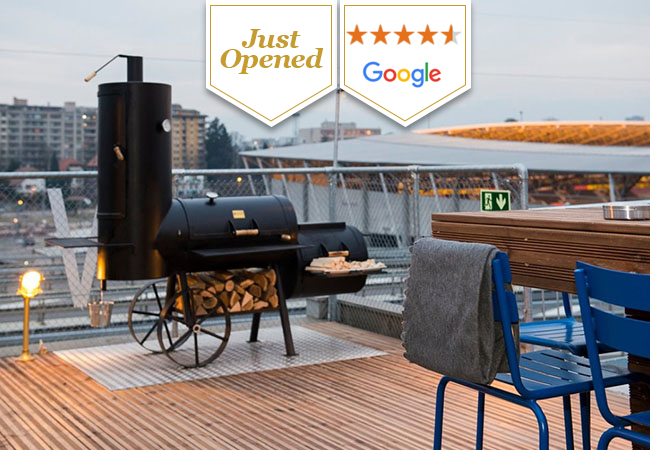Just Opened