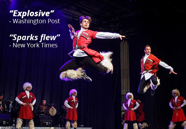 """Explosive"" - Washingtom Post