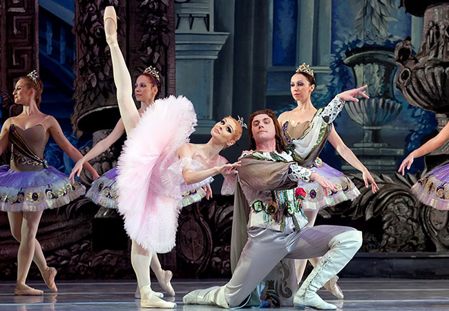 Sleeping Beauty Ballet by St-Petersburg Classical Ballet Company: Nov 23 @ BFM