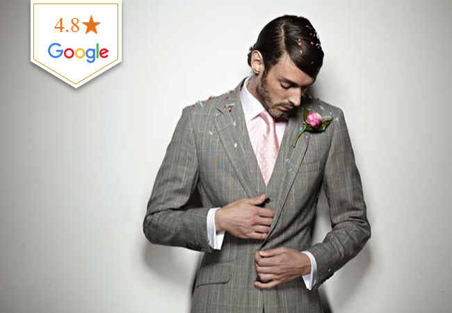 4.8 Stars on Google