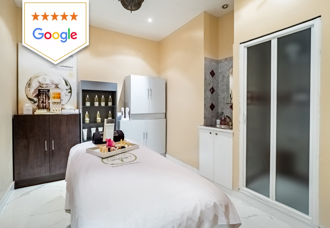 5 Stars on Google