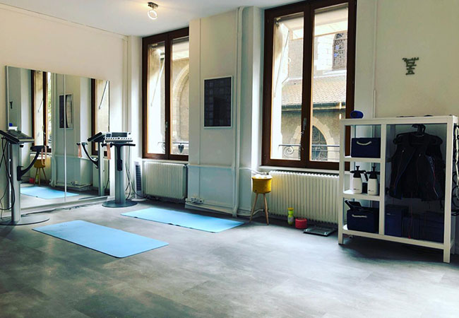 """20 minutes EMS = 90 minutes gym"" - ELLE