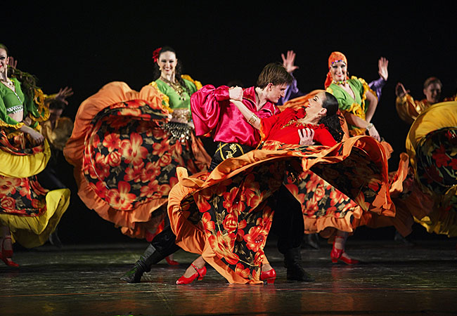 Chosen by Russia to Open the Sochi Olympic Ceremony