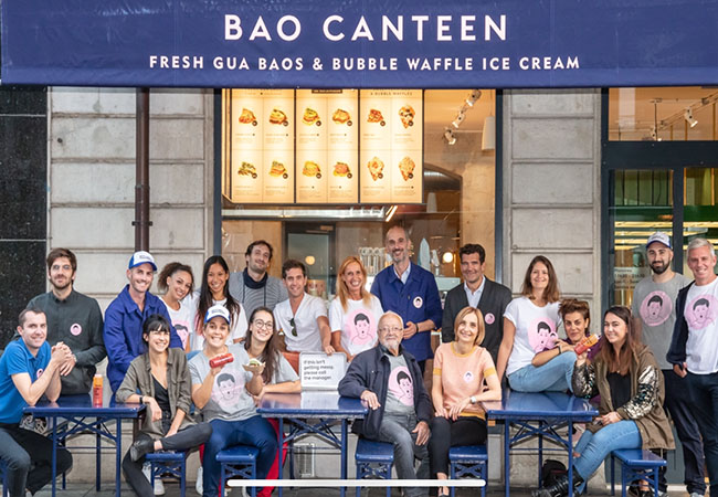 Just Opened, 4.5 Stars on Facebook