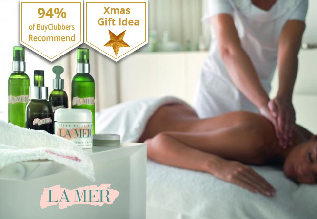 Massage at LA MER® Spa (Hotel President Wilson)