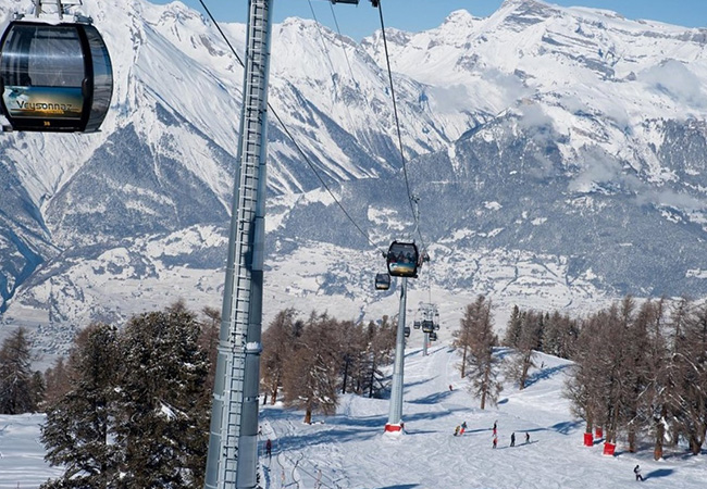 1 Minute Walk From The 