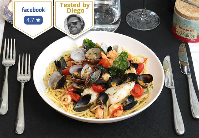 Approved by BuyClub's Independent Tester, 4.7 Stars on Facebook Homemade Italian at Nonna Gina 7/7 (Champel): CHF 100 Open Credit  Photo