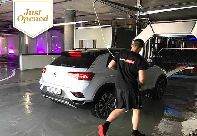 Car Wash at Swiss Wash (max 10 vouchers per person)