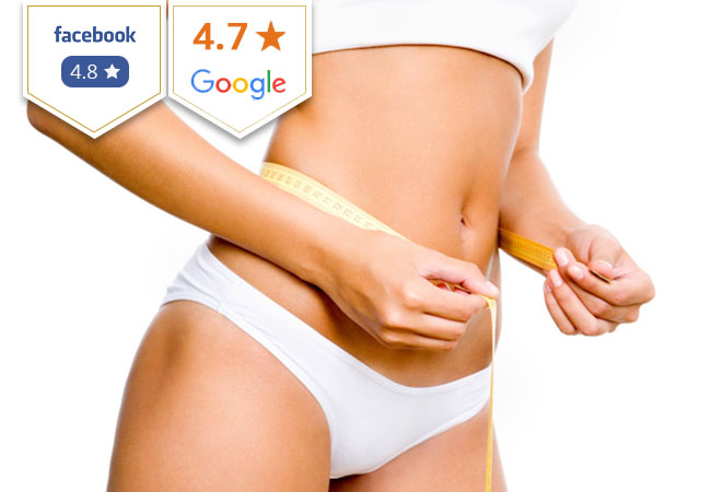 4.8 Stars on Facebook  3 x Cellu-M6® Anti Cellulite Sessions (FDA-approved) at Fleurs de Coton  Voucher can also be used as credit towards other slimming treatments instead of CelluM6®  Photo