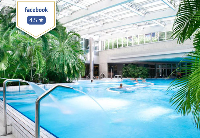 4.5 Stars on Facebook,