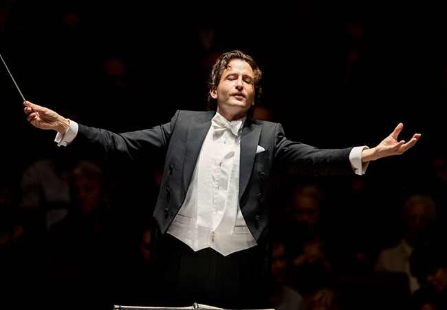 Orchestre Suisse Romande at Victoria Hall Performing Tchaikovsky & Bartók,