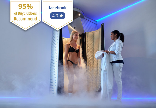 Cryotherapy at Swiss Cryotherapy Center (Geneva, Nyon & Lausanne)