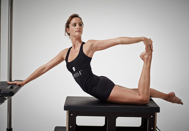 1 or 2 Private Pilates Classes Using Top-end Garuda® Machine at NOW Pilates (Eaux Vives) 