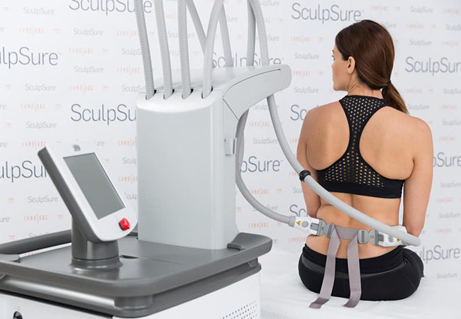 """SculpSure Works!"" - ELLE