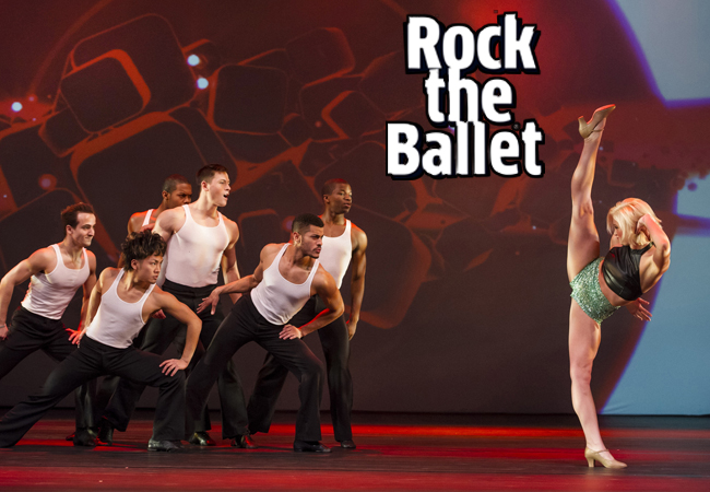 """""""It's the bad-boys of dance!"""" - The New Yorker  Rock The Ballet Global Sensation Featuring Ballet Stars Dancing to Hits by Queen, Michael Jackson, Justin Timberlake & More Mar 29 @ 20h30, Arena  Photo"""