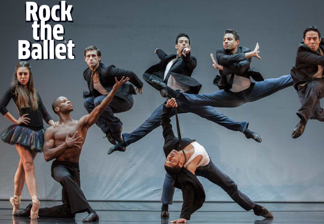 'Rock the Ballet', Mar 29, 20h30 @ Arena