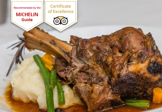 Michelin Guide: Le Comptoir Canaille (CHF 100 Credit)
