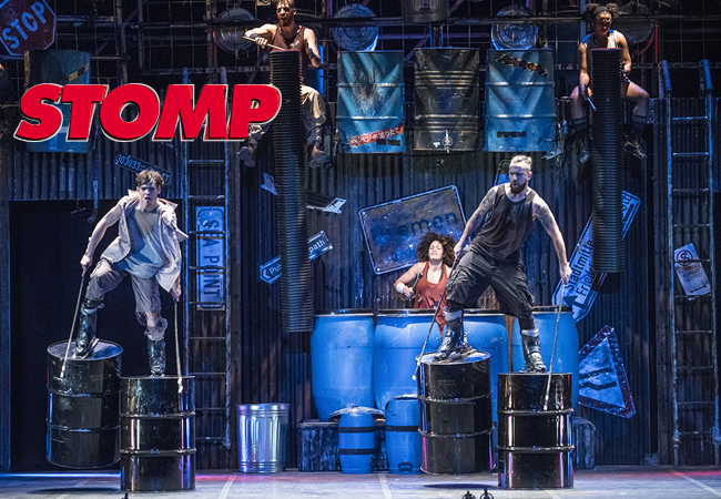 """Exuberant explosive joy!"" - New York Times