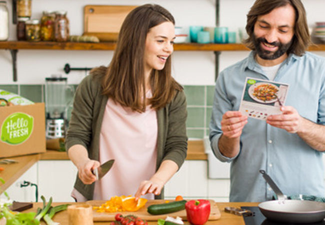 World's #1 Meal Delivery Service
