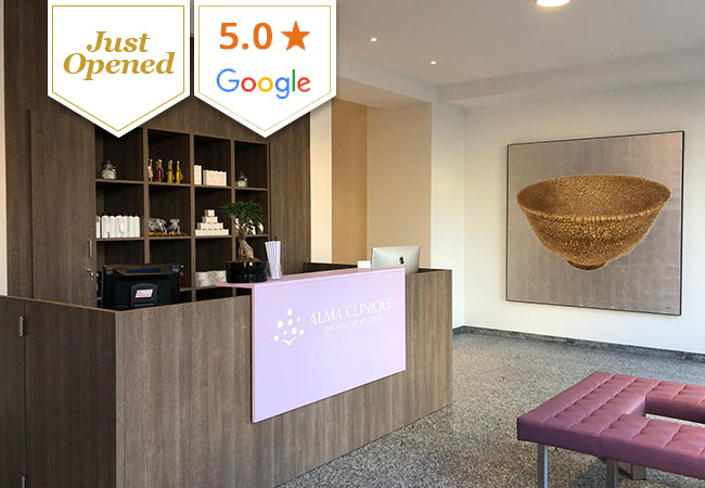 Just Opened, 5 Stars on Google