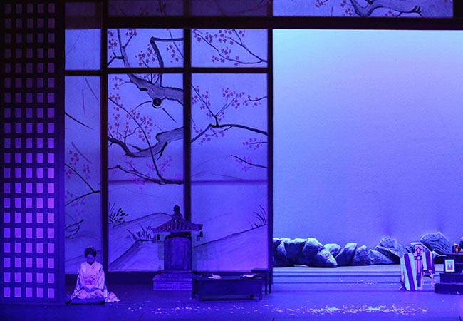 This Show is Part of Geneva's 1st Opera & Ballet Intl Festival  Puccini's Madame Butterfly Opera Starring the Tenor of La Scala Opera and the Philharmonic Orchestra of Italy  Apr 4 @20h, Théâtre du Léman  Photo
