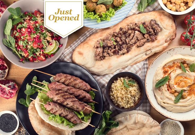 Just Opened: Lebanese at Marroush (CHF 90 Credit)