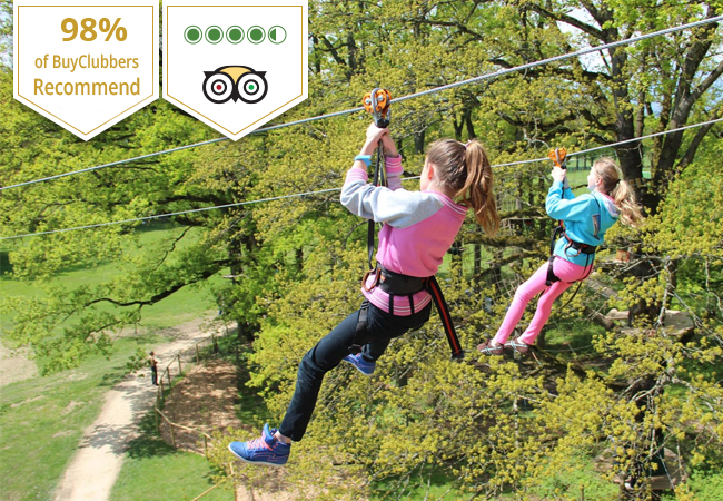 Recommended by 98% of Buyclubbers