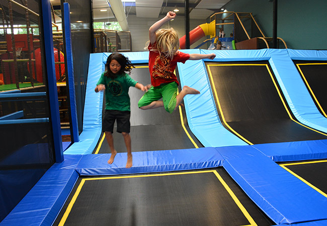 For Ages 1-12 Kids' Fun, Activities & Adventure at L'île de Tortuga Indoor Playground: Open 7/7 All Summer   1 voucher = 1 child entry with accompanying adult, plus game tokens Near Annemasse: 30 mins from Geneva center   Photo