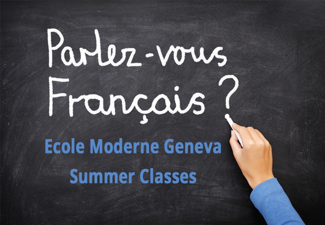 Boost Your French This Summer!