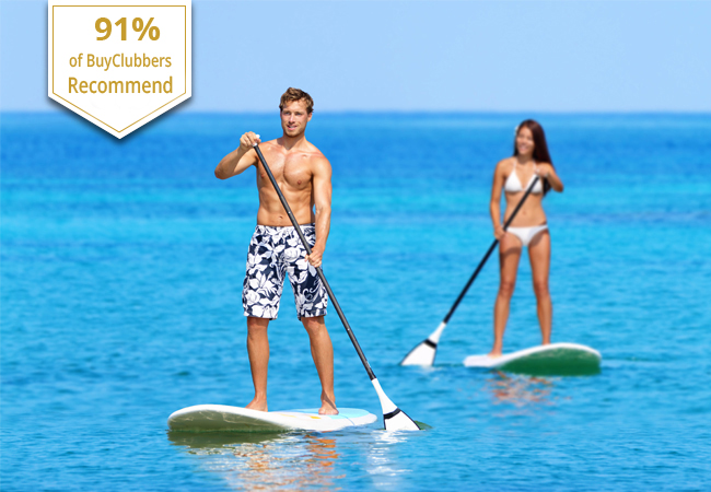 Stand Up Paddle or Wakeboarding at Twins Club Versoix