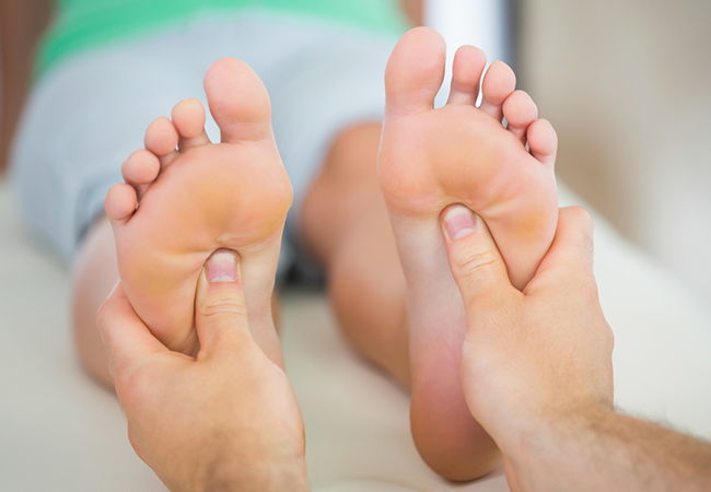 Recommended by 94% of BuyClubbers  1h Shiatsu Massage or Foot Reflexology at Institut de Médecine Naturelle by Michel del Amor: ASCA-Certified Therapist & Massage Trainer at Ecole Migros  Photo