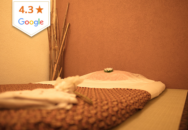 4.3 Stars on Google