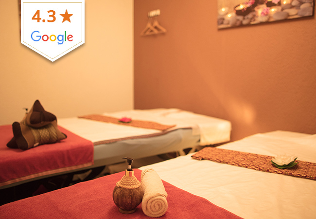 1h Thai Massage at Thaï Zen