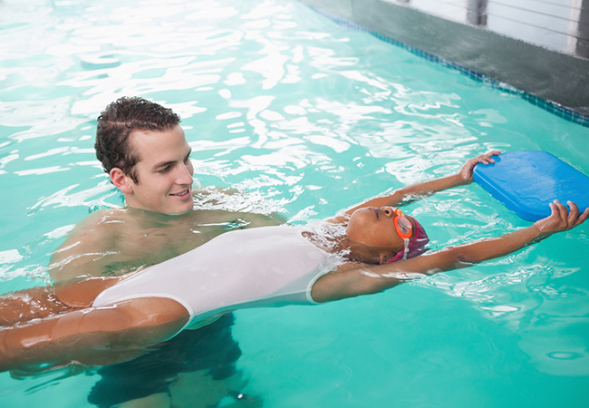 Private Swimming Lessons for Adults or Kids, in EN or FR, with Performa Training   5 x private lessons for adults or kids For all levels: beginner to advanced At any pool in Geneva, or in the lake   Photo
