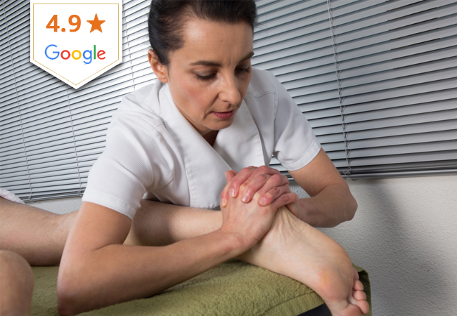 4.9 Stars on Google Chinese Tui-Na Massage or Reflexology at Xiaotong (near Cornavin)   Cosy institute specializing in traditional Chinese treatments incl Tui-Na, Reflexology, Lymphatic drainage & more  Photo