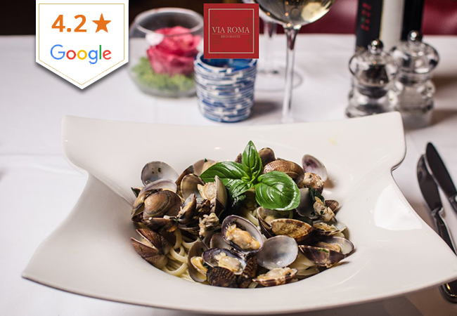 4.2 Stars on Google