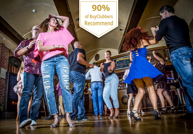 Beginners Salsa or Bachata Course at MAMBO