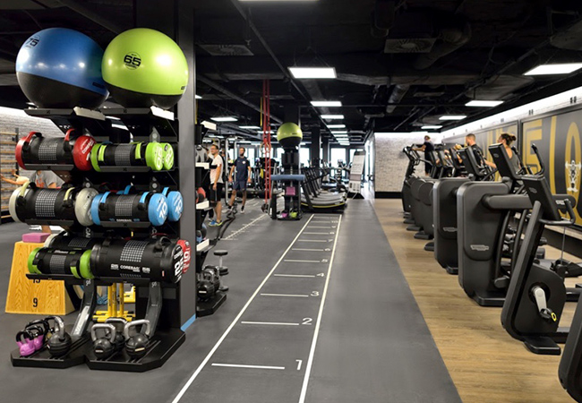 4.5 Stars on Facebook  5 Daily All-Access Passes to Holmes Place: Geneva's Premier Fitness & Wellness Club This premium gym on the rooftop floor of Globus features top-end equipment, 100 group classes / week, jacuzzi, hammam, sauna & more. Valid 7/7  Photo