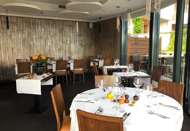 TripAdvisor Certificate of Excellence  Local Filets de Perches, Foie Gras, Tartares & More French Fusion-Cuisine at Restaurant du Lac (Versoix): CHF 120 Credit  Award-winning French-International fusion cuisine  Photo