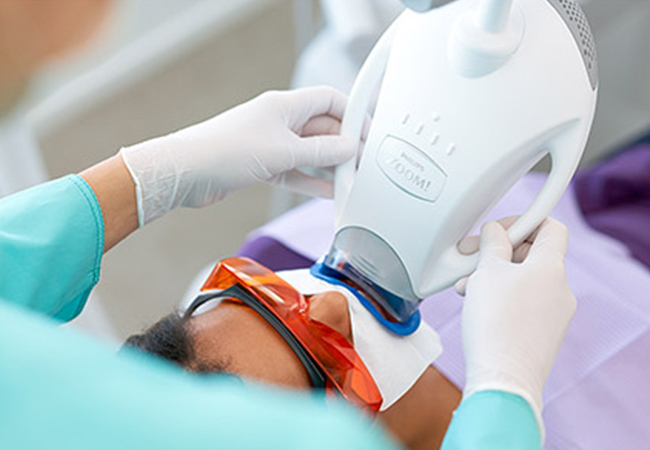 4.9 Stars on Google  Rhône Dental Clinic:  Dental Cleaning with Dentist Checkup, or ISO-Certified Teeth Whitening  Top-end treatments at one of Geneva's longest-running dental clinics, managed by a team of highly-qualified dentists       Photo