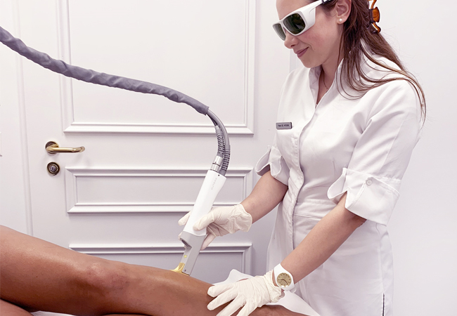 More Vouchers Added ​Laser Hair Removal at AESTHETICS: among Geneva's premier laser clinics. Open credit towards any body part:   	Pay 300 for CHF 600 credit  	Pay 589 for CHF 1200 credit 	Pay 1099 for CHF 2400 credit   Photo